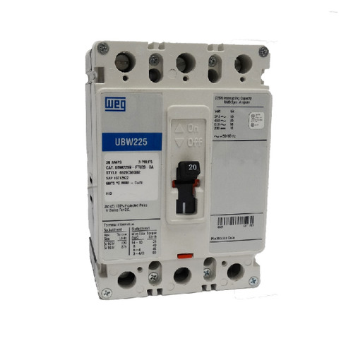 UBW225H-FTU80-3A