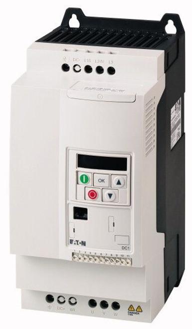 DC1-1D2D3NN-A20CE1 | Eaton AC Variable Frequency Drive (0.5 HP
