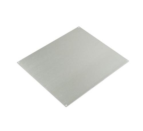 UBP1008Z | Ensto 10 x 8 Galvanized Steel Back Panel
