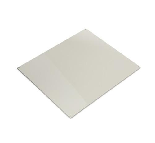 UBP1008P | Ensto 10 x 8 Polycarbonate Back Panel
