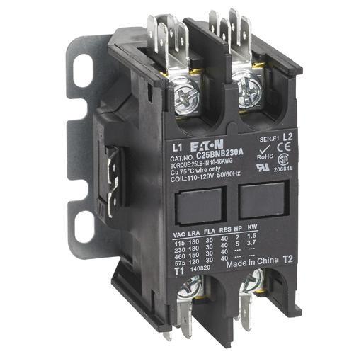 C25BNB230T | EATON Definite Purpose Contactor (30A