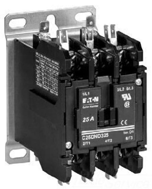 C25DND330B9-GL   Definite Purpose Contactor (30 Amps, 240V AC)