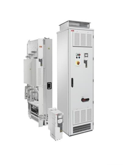 ACS580-01-059A-2   ABB AC Variable Frequency Drive (15 HP, 46.2 Amps)