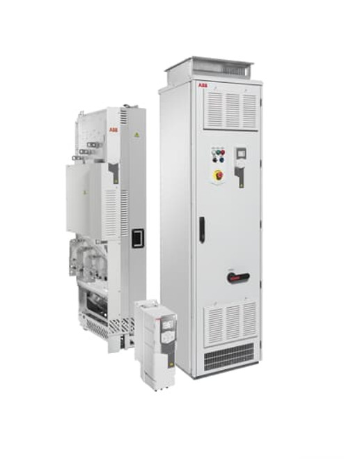ACS580-01-04A8-4   ABB AC Variable Frequency Drive (2 HP, 3.4 Amps)