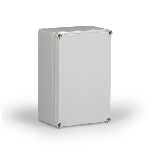 OPCP203013G.U | Ensto 7.78 x 11.81 x 7.36 Polycarbonate enclosure with 4-screw lift-off cover