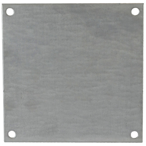 PG66 | 6 x 6 Galvannealed Steel Back Panel