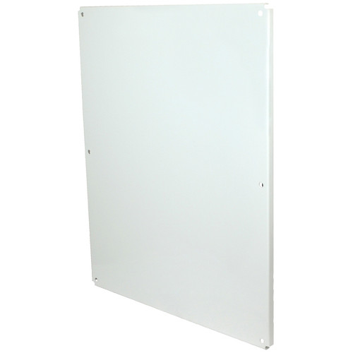 P6036CS  | 60 x 36 White painted carbon steel back panel