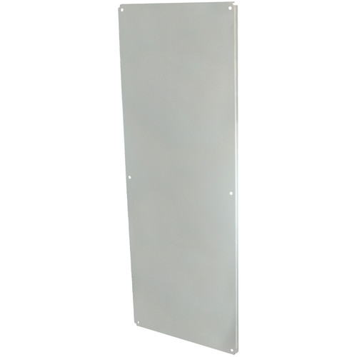 P7225CS  | 72 x 25 White painted carbon steel back panel