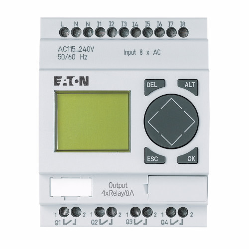 EASY512-DC-RCX | Programmable Relay