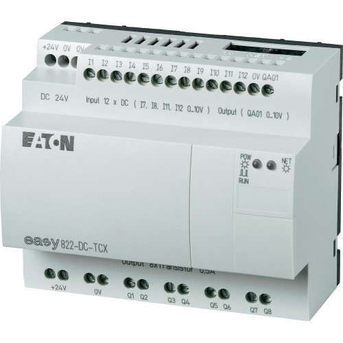 EASY822-DC-TCX | Programmable Relay