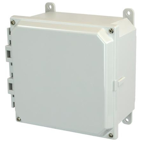 AMP884 | 8 x 8 x 4 Junction Box (Screw Cover)
