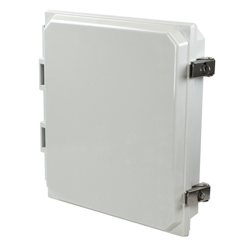 AMHMI120L | 12 x 10 HMI Cover Kit with hinged cover and snap latch