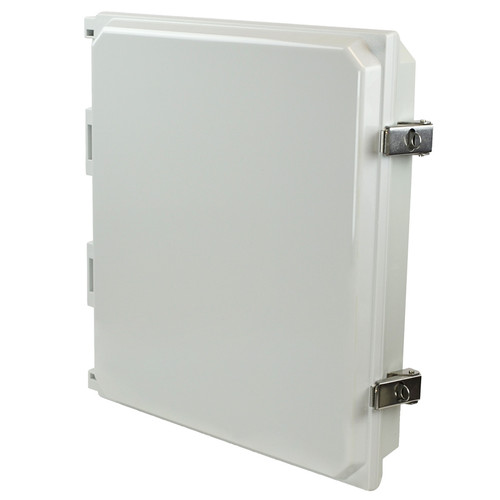 AMHMI142L | 14 x 12 HMI Cover Kit with hinged cover and snap latch
