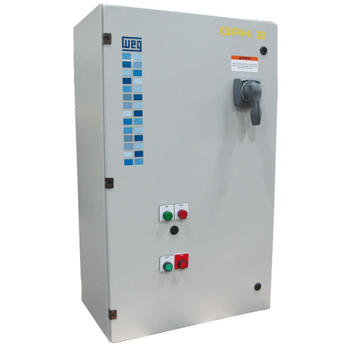 GPH2075PC4001- (75HP, 85A, 460VAC)