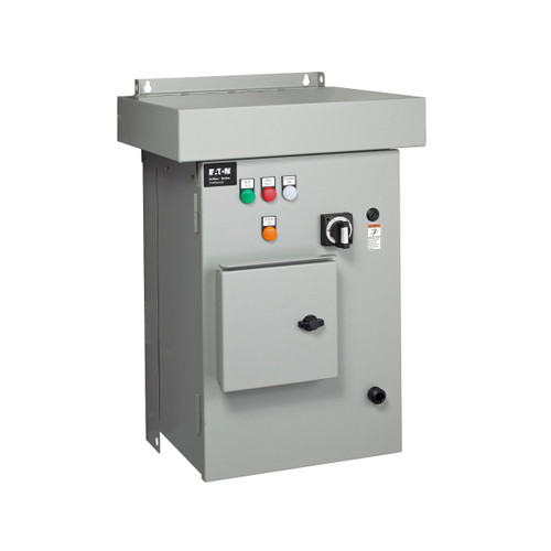 HMX7D654NA | Eaton AC Variable Frequency Drive (5 HP, 7.6 A)