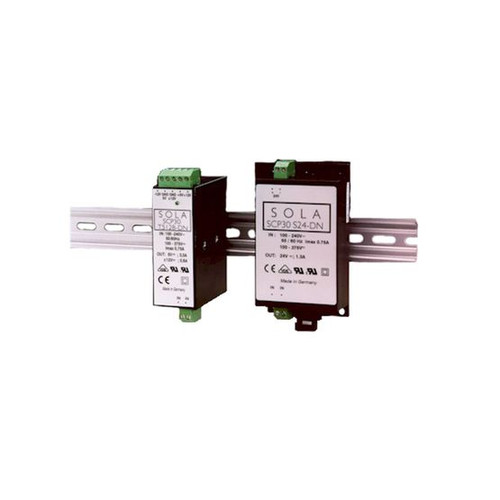SCP30D512-DN - Dual O/P 5V & 12V