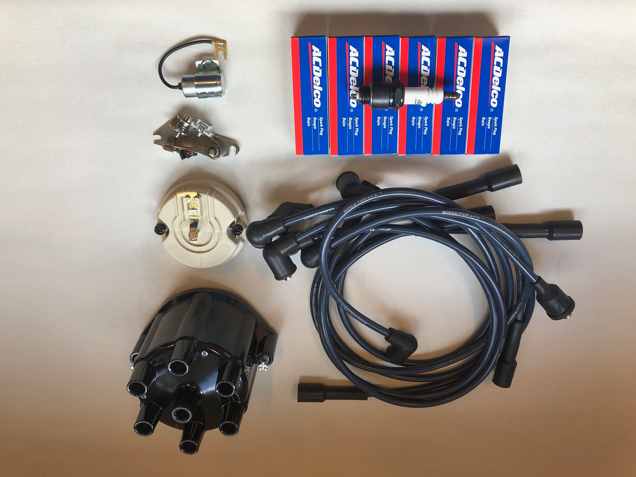Tune up master kit, 225 V6