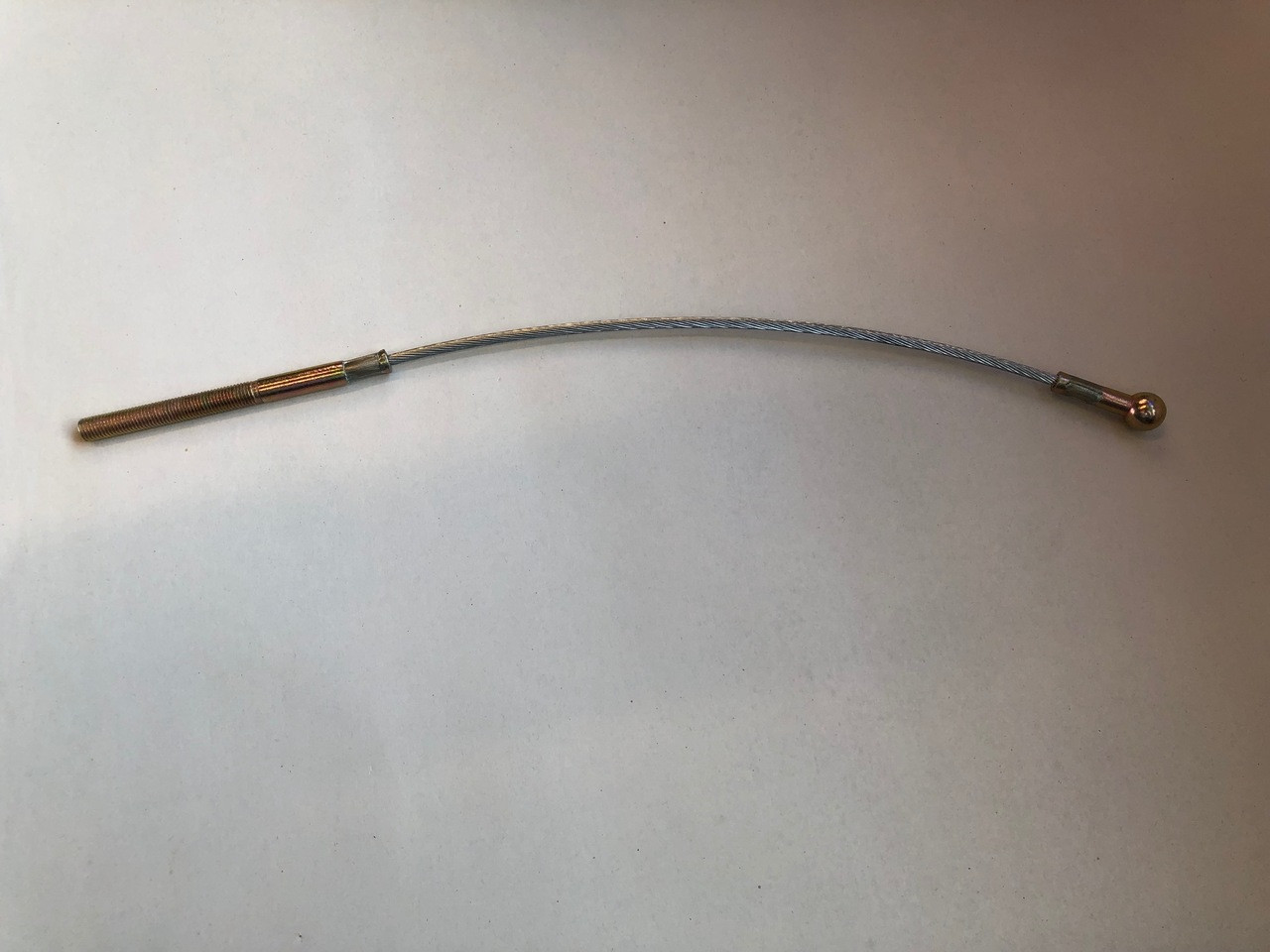 "Clutch Control Cable, 13 5/8"" Long"