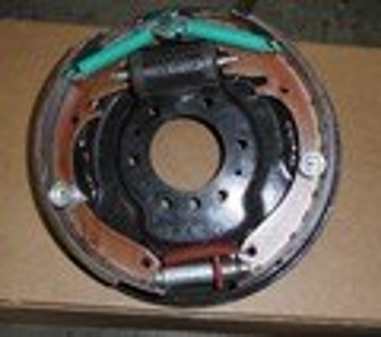 "Drum brake overhaul kit, 10"" front Bendix, without drums"
