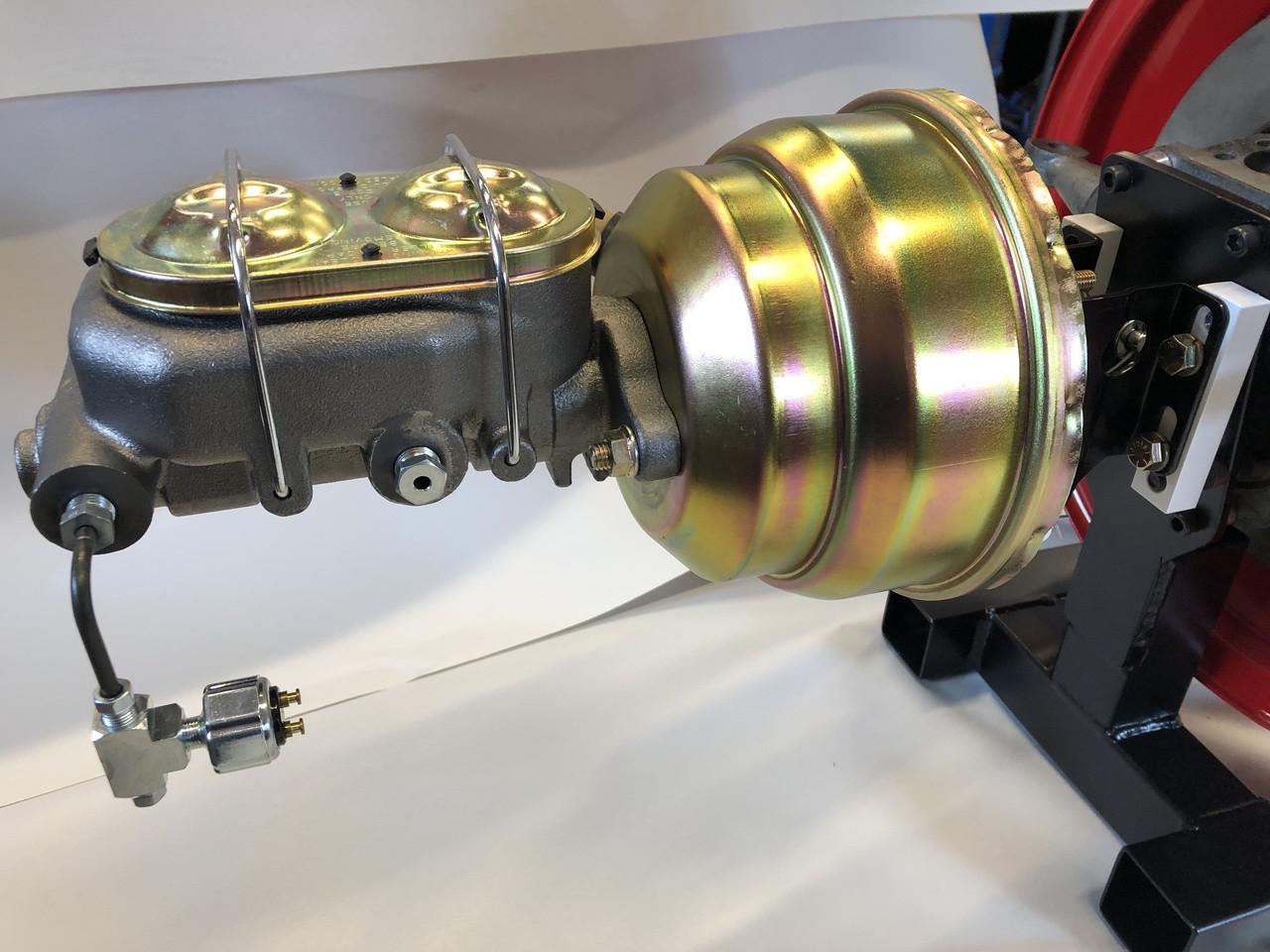 Power brakes (disc/drum)