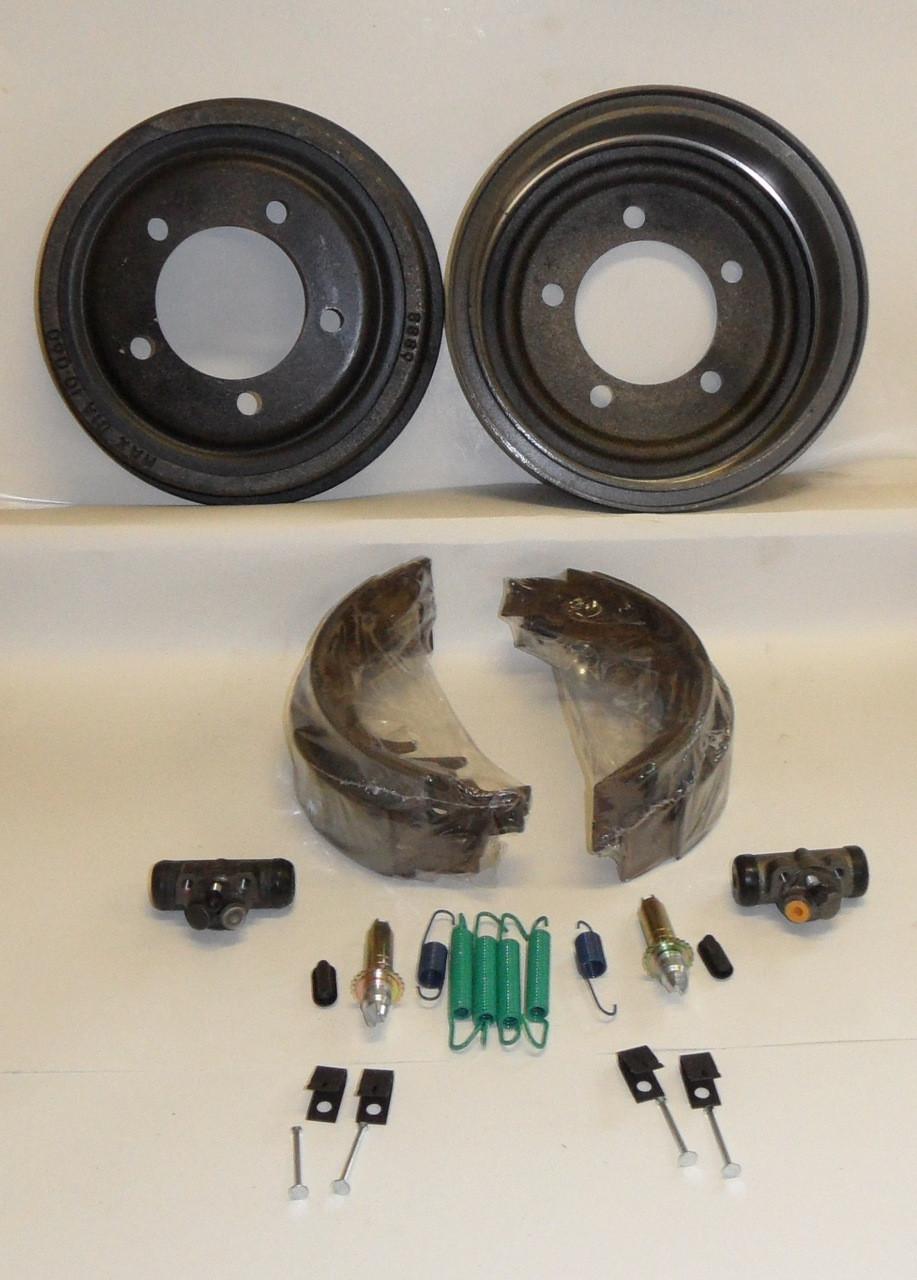 Drum Brake Shoe WAGNER REAR Replace OEM# 1154134