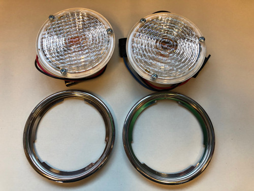 Parking/Turn signal assemble deluxe kit