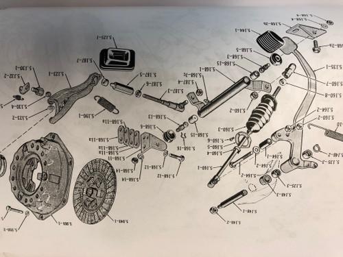 Adjustable clutch release rod