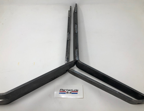 Rear bumper bracket set 942299
