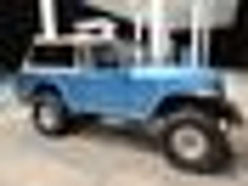 Jeepster/Commando soft top, 1966-73