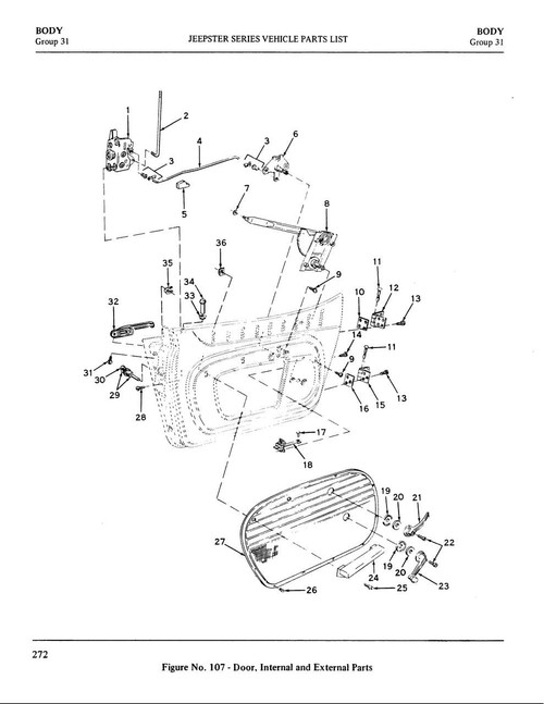 71 Jeepster Commando Wiring Diagram