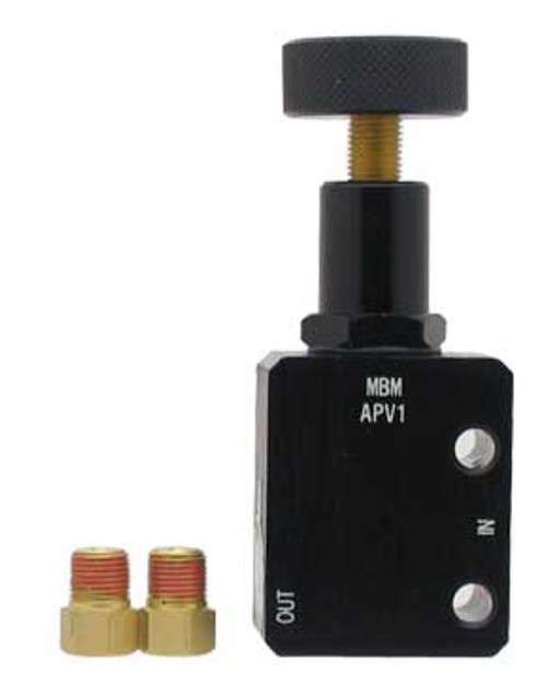 Adjustable proportioning valve kit