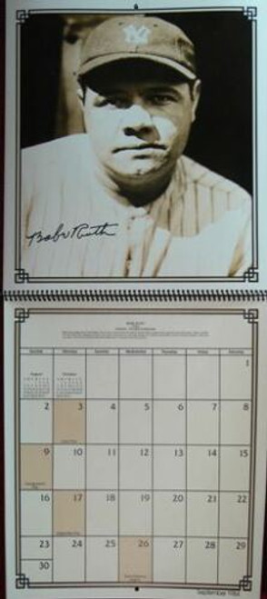 1984 Conlon Collection Calendar