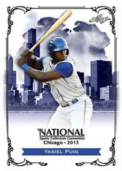 2013 Leaf National Set