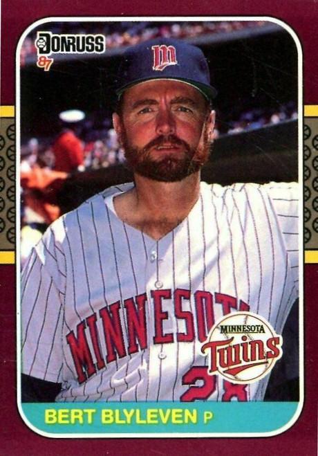1987 Donruss Opening Day Baseball Complete Set