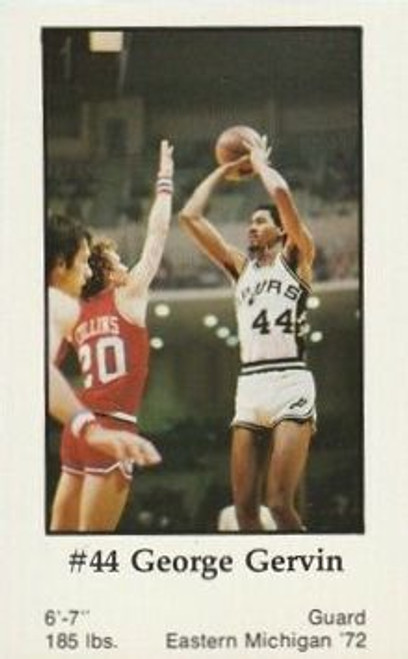 1979-80 Handy Dan San Antonio Spurs