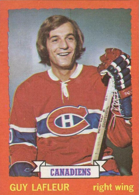 1973-74 Topps Hockey Starter Set