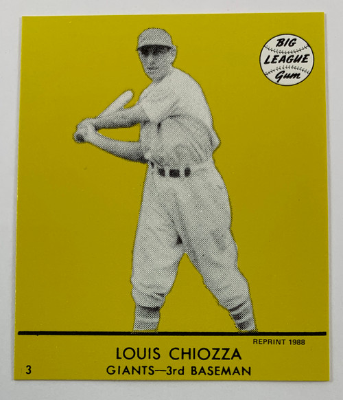 1941 Goudey Reprint Yellow Set
