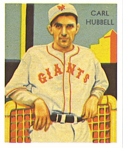 1934-36 National Chicle Diamond Stars Reprint Set