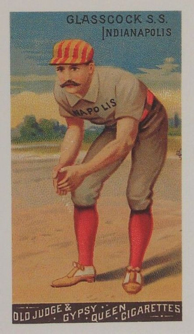 1888 N162 Goodwin Champions Reprint Set