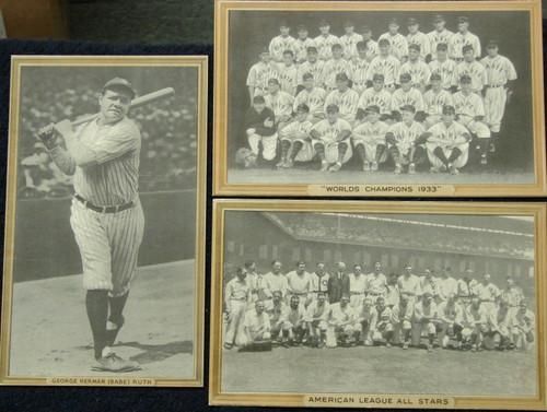 1934 R309-1 Goudey Premium Reprint Set