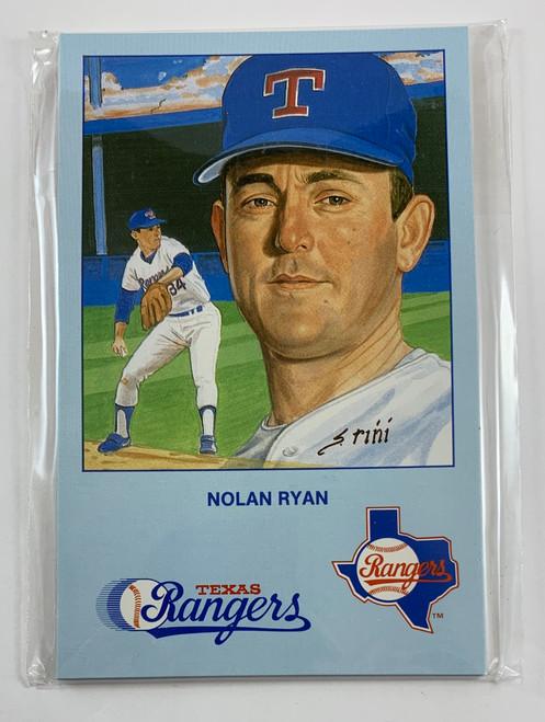Susan Rini Nolan Ryan Series #1 Postcard Set