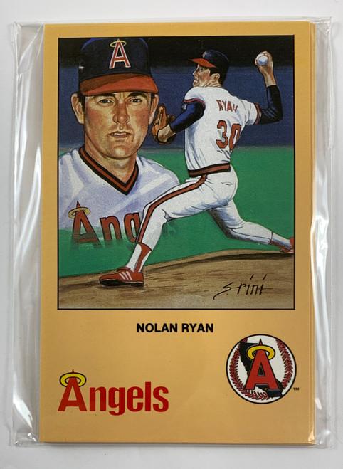 Susan Rini Nolan Ryan Series #2 Postcard Set