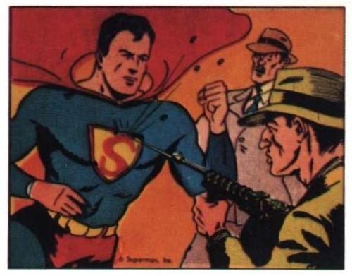 1941 Superman Reprint Set