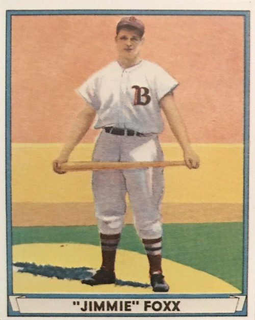1941 Play Ball Reprint Set