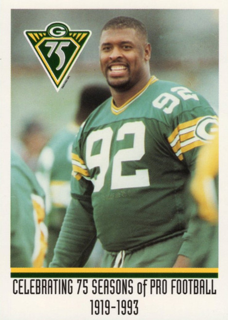 1993 Green Bay Packers Police Set