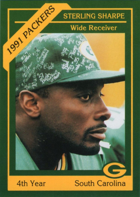 1991 Green Bay Packers Police Set
