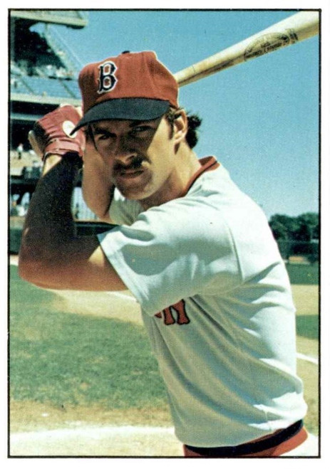 1976 SSPC Team Set - Boston Red Sox