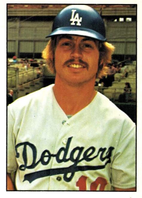 1976 SSPC Team Set - Los Angeles Dodgers