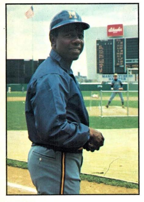 1976 SSPC Team Set - Milwaukee Brewers