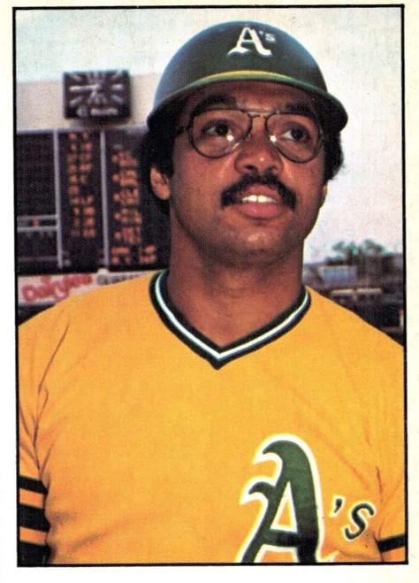1976 SSPC Team Set - Oakland Athletics